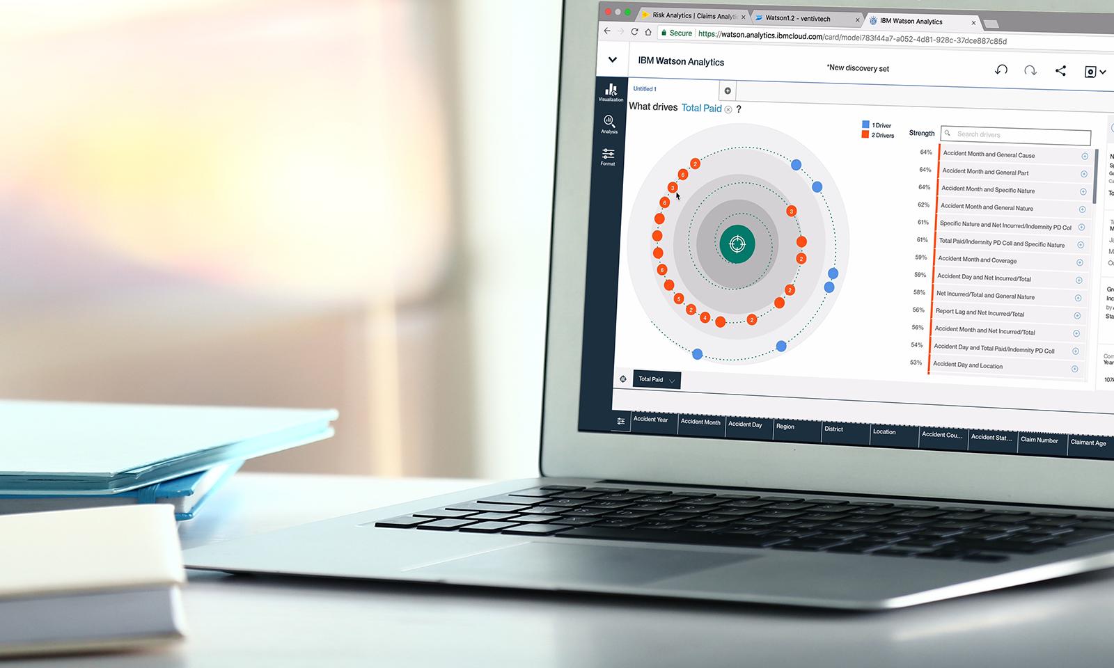 Risk- und Insurance Manager: Nutzen Sie die Macht, die in Ihren Daten steckt mit Hilfe von Analytics
